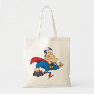 Superhero Doctor Tote Bag