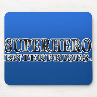Superhero Enterprises Mouse Pad