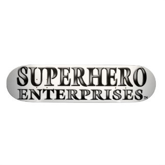 SUPERHERO ENTERPRISES Skate Skateboard