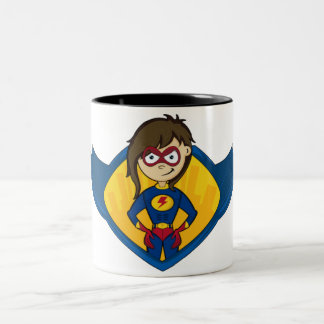 Superhero Girl Mug