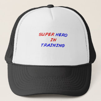 Superhero in Training Trucker Hat