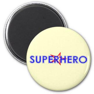 Superhero Magnet