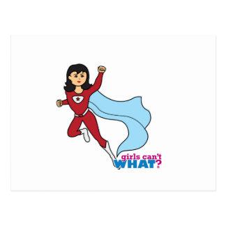 Superhero - Medium Postcard