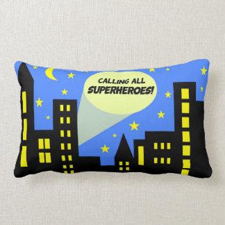 Superhero pillow | super hero | for the home