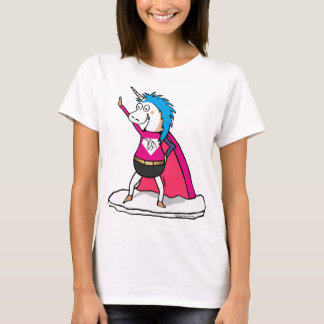 Superhero Unicorn - unicorn superhero T-Shirt