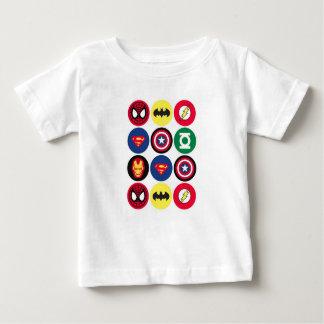 Superheroes Baby T-Shirt