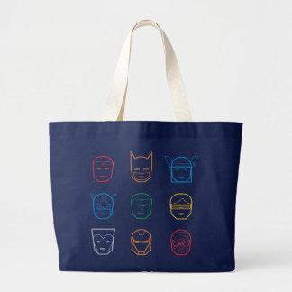 SuperHeroes Shopping Bag