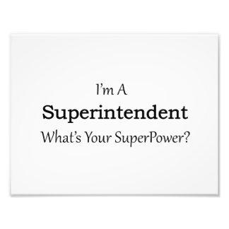 Superintendent Photo Art