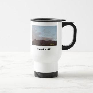 Superior, AZ Travel Mug