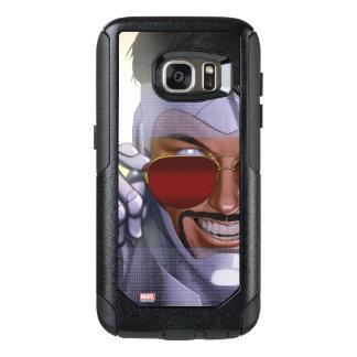 Superior Iron Man In Sunglasses OtterBox Samsung Galaxy S7 Case