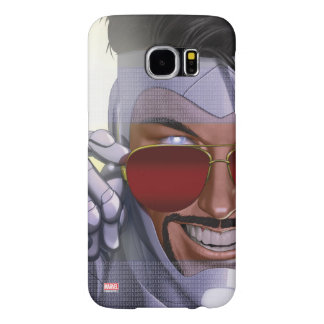 Superior Iron Man In Sunglasses Samsung Galaxy S6 Cases