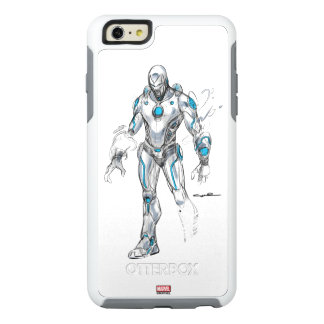 Superior Iron Man Sketch OtterBox iPhone 6/6s Plus Case