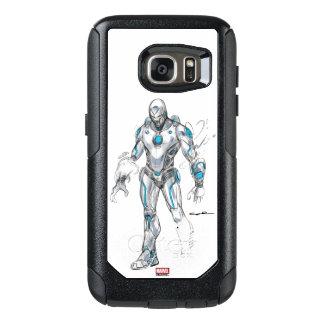 Superior Iron Man Sketch OtterBox Samsung Galaxy S7 Case
