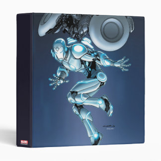 Superior Iron Man Suit Up 3 Ring Binder