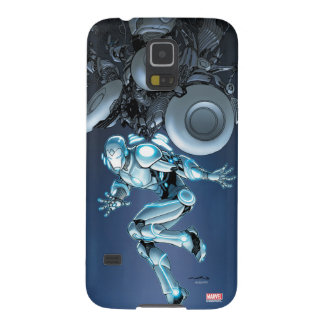Superior Iron Man Suit Up Galaxy S5 Cover