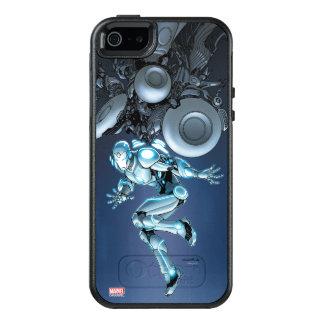 Superior Iron Man Suit Up OtterBox iPhone 5/5s/SE Case