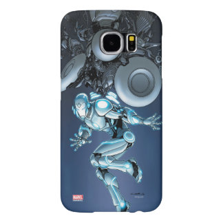 Superior Iron Man Suit Up Samsung Galaxy S6 Cases
