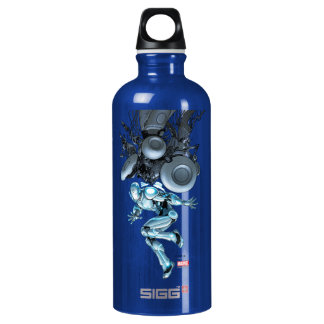 Superior Iron Man Suit Up Water Bottle