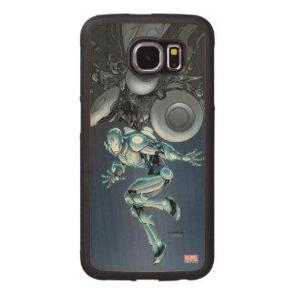 Superior Iron Man Suit Up Wood Phone Case