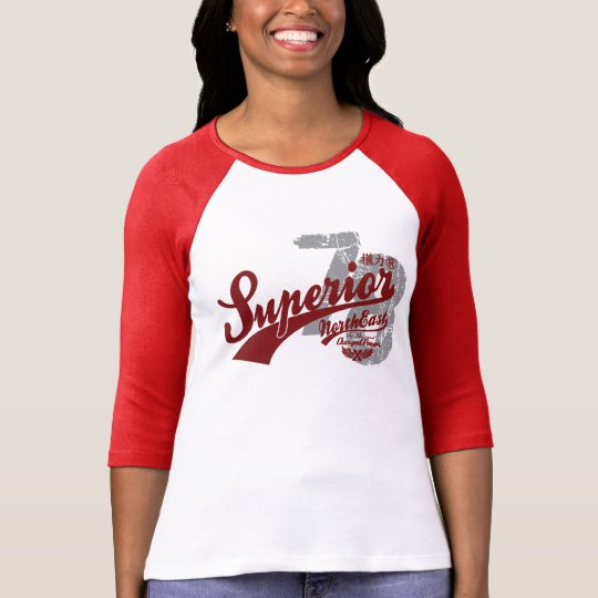 Superior North East Red T-Shirt
