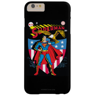 Superman #14 barely there iPhone 6 plus case