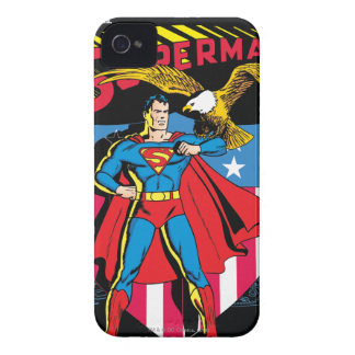 Superman #14 Case-Mate iPhone 4 cases
