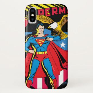 Superman #14 iPhone x case
