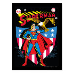 Superman #14 postcard