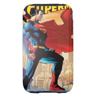 Superman #204 June 04 Tough iPhone 3 Case