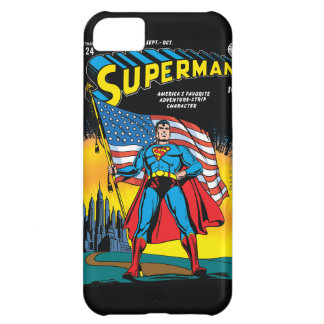 Superman #24 cover for iPhone 5C