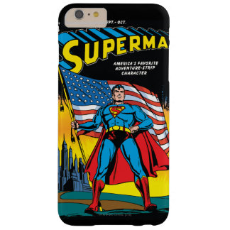 Superman #24 barely there iPhone 6 plus case