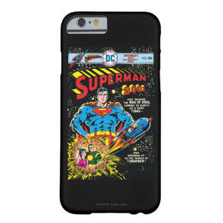 Superman #300 barely there iPhone 6 case