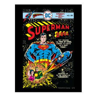 Superman #300 postcard