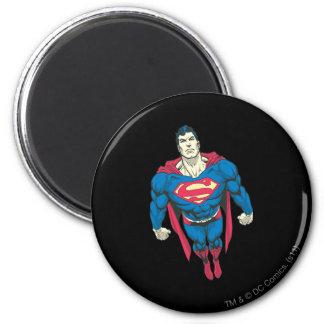 Superman 45 magnet rond 8 cm