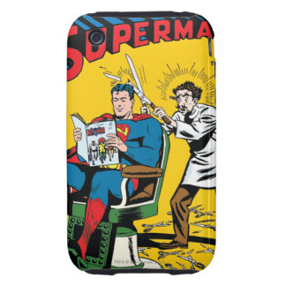 Superman #52 tough iPhone 3 cases
