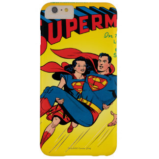 Superman #57 barely there iPhone 6 plus case
