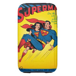 Superman #57 iPhone 3 tough cover