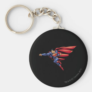 Superman 73 keychain