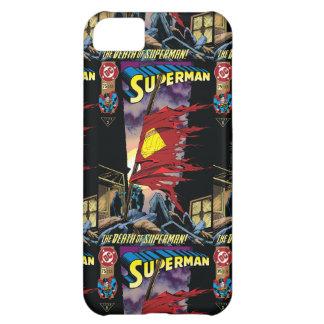 Superman #75 1993 iPhone 5C cases