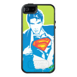 Superman 80's Style OtterBox iPhone 5/5s/SE Case