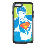 Superman 80's Style OtterBox iPhone 6/6s Case