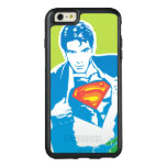 Superman 80's Style OtterBox iPhone 6/6s Plus Case