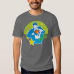 Superman 80's Style Tshirts