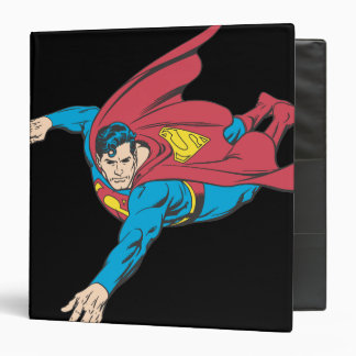 Superman 90 vinyl binders