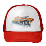 Superman All Powerful Trucker Hat