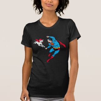 Superman and Krypto 2 Tshirt