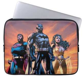 Superman, Batman, & Wonder Woman Trinity Computer Sleeves