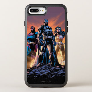 Superman, Batman, & Wonder Woman Trinity OtterBox Symmetry iPhone 8 Plus/7 Plus Case