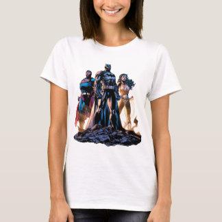 Superman, Batman, & Wonder Woman Trinity T-Shirt