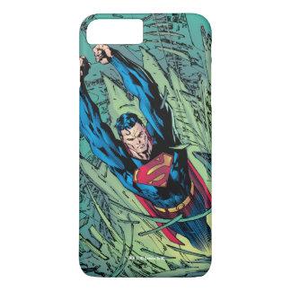 Superman breaks through iPhone 7 plus case